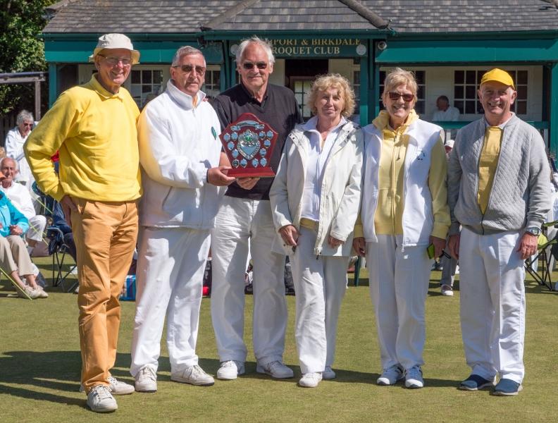 2017 Festival Golf Winners Bury