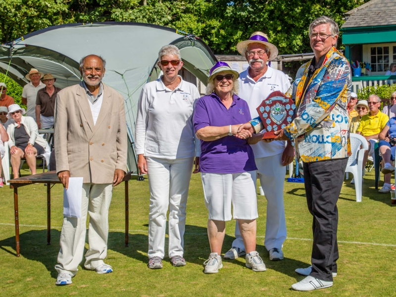 Chester Croquet Club - Short Croquet Festival Champions