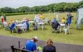 2018 Festival South Lawns at lunchtime