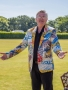 Paul Rigge Federation Chairman - do all Chairmen dress this way?