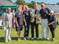 2018 Festival - Westmorland are Festival Champions