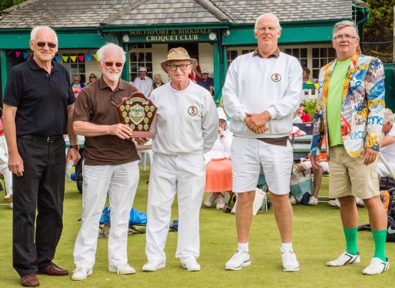 2019 Hcp GC Winners - Llanfairfechan