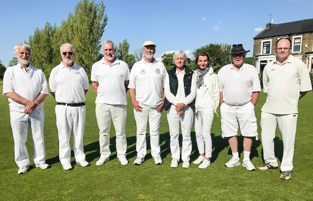 2019 Contenders in the Pendle B Level Tournament
