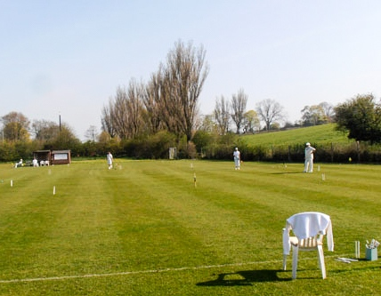 Pendle lawns bathed in sunshine
