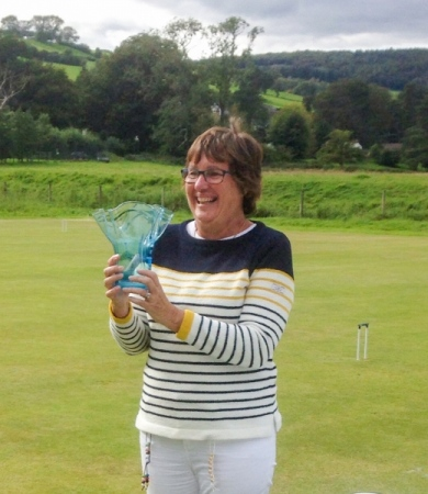 Mill Short AC Winner - Sandy Grievson