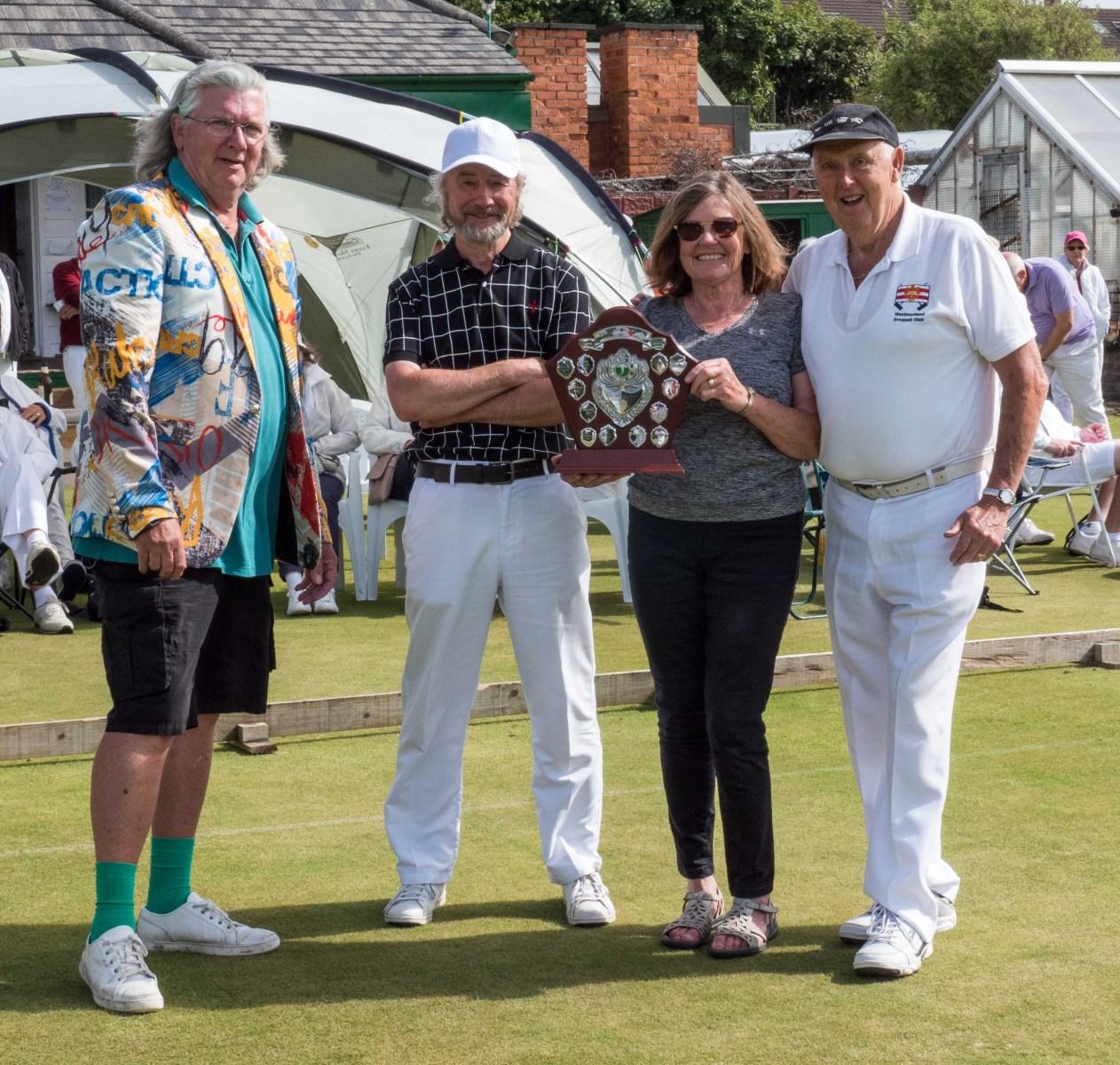 Westmorland Handicap AC Winners