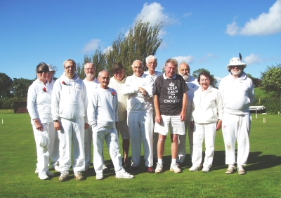 Pennine Cup Teams at Pendle - June 2012