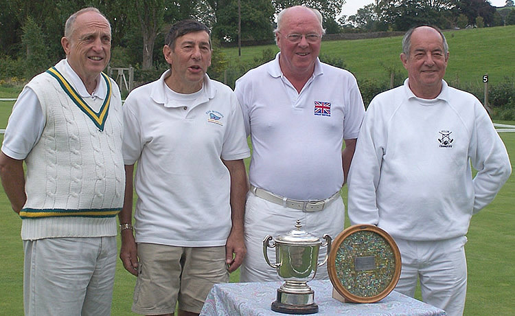 All England regional winners for 2010.