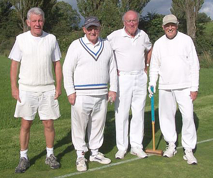 Pendle Longman Cup Team 2010