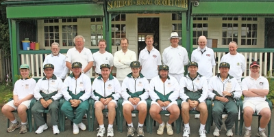 Australia and north west rep[resentative team at Southport 2010