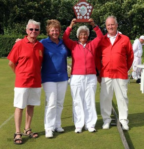Southport - Winners of Handicap Event