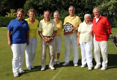 Bury - Winners of Festival Golf Event
