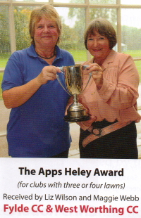 2013 Fylde Apps Heley