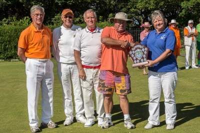 Bowdon - 2014 Festival Golf Winners