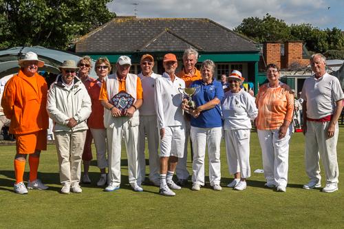 Bowdon Festival Winning Squad 2014