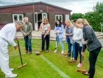 NEW CROQUET ACADEMY OPENS IN NORTH