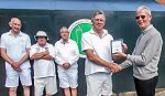 Riggy Retains Golf Croquet Crown