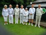Woodward Worthy Winner in Croquet Golf Millenium