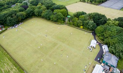 Seagulls Eye View of the 2016 Festival (Photo: Brian Kerr)