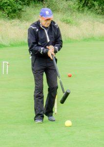 Peter Dewhurst, David Hoyle Trophy winner