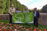 Chester Croquet Helps Raise Green Flag