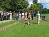 Croquet Returns to Keswick