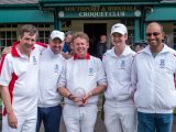 England Win Home Internationals at Southport Croquet