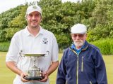 Nathan Baker Keeps Trophy in North West