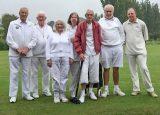 Pendle Reach Semi-Final of Golf Croquet Murphy Shield