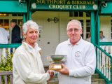 Paul Durkin Wins B Level Golf at Southport