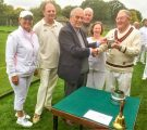 Pendle Croquet team win Longman Cup 2017