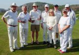 Clean Sweep for Shelton and Ryan at Crake Croquet