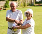 Cas Sinclair Wins Reed Cup and Croquet Bronze Medal