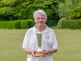 Brian Lewis Wins Inaugural Carol Lewis Trophy