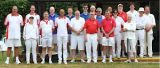 England Win Croquet International at Bowdon