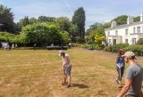 Croquet Science of Team Building
