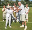National Croquet Final for Crakes Sandra