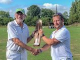 Two Ball Break Decides Millennium AC Handicap