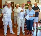 Chester players top Level Play Golf Tournament